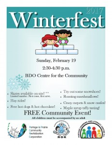 Join us for Winterfest 2017!