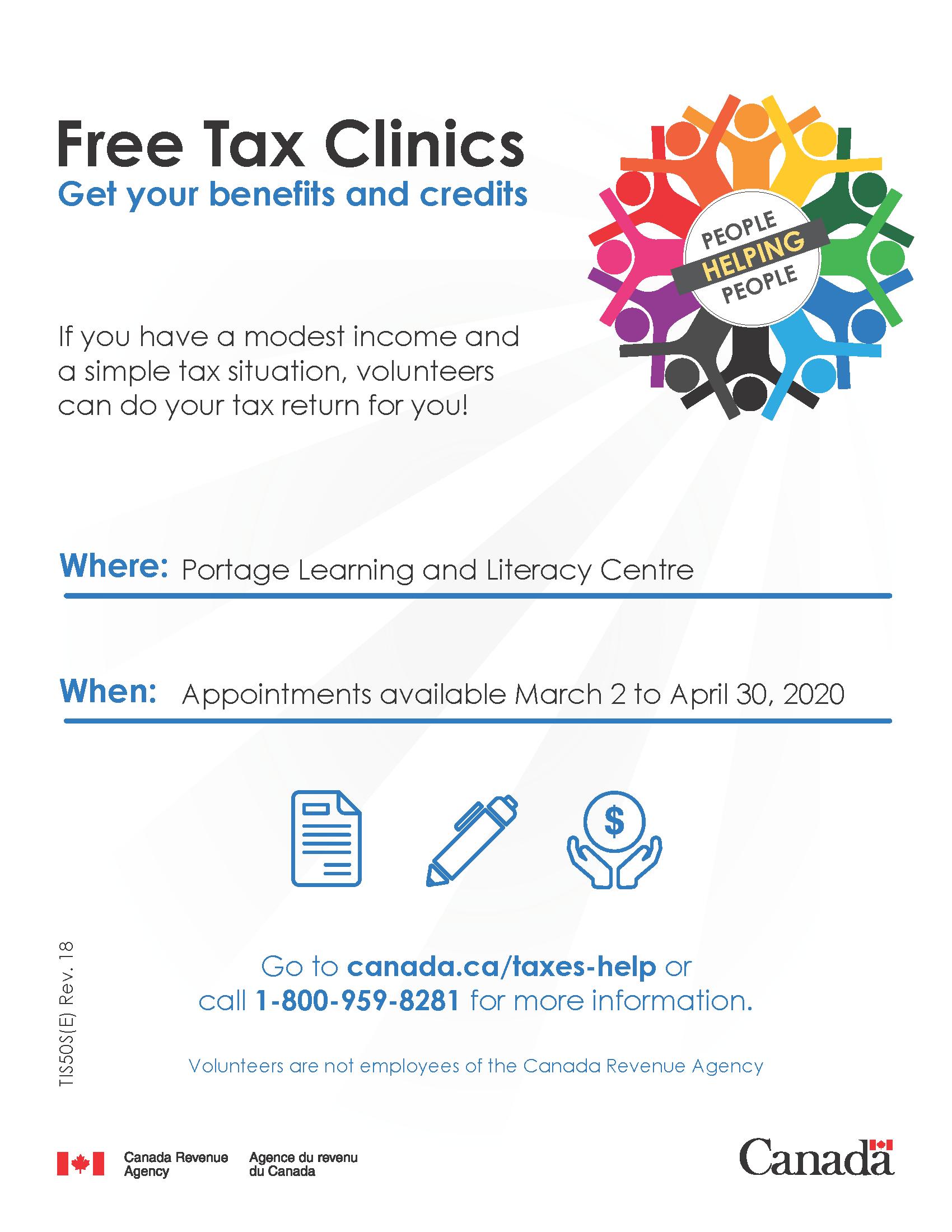 Community Volunteer Income Tax Program