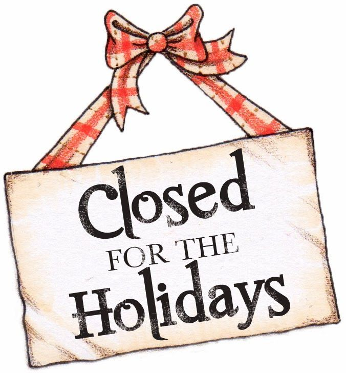 PLLC is closed for the holidays